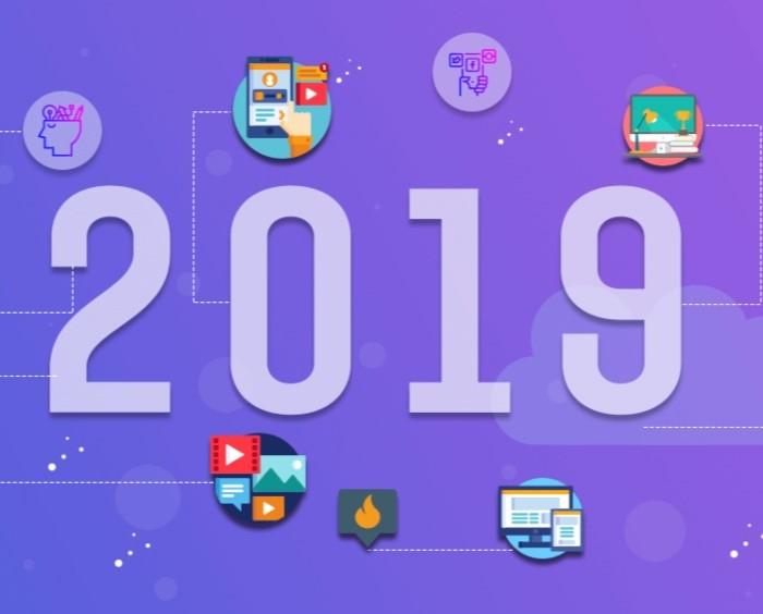 რა სიახლეები გველოდება ვებ-დიზაინში 2019 წელს?