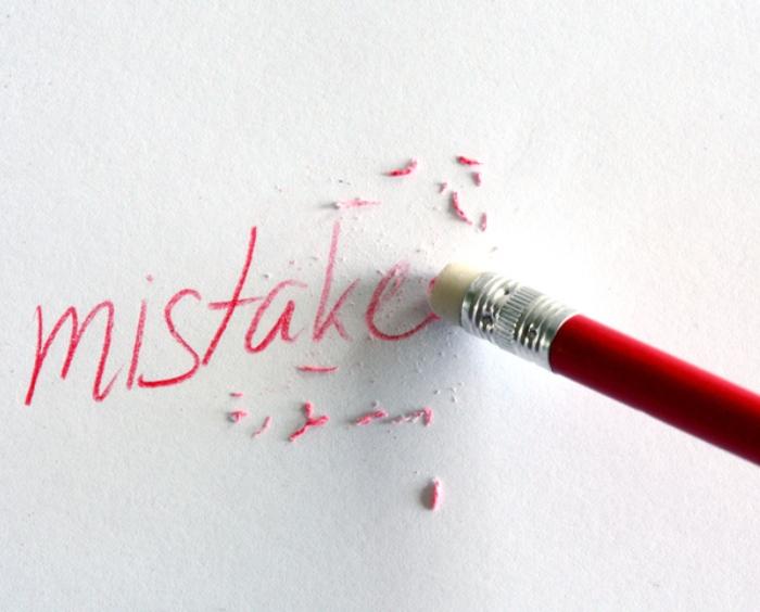 შეცდომები გვაძლიერებს! არ შეუშინდეთ!