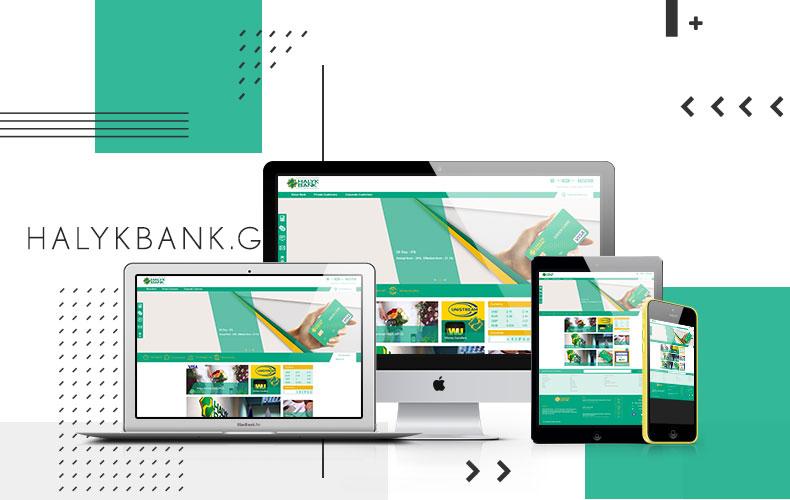 HalykBank.GE