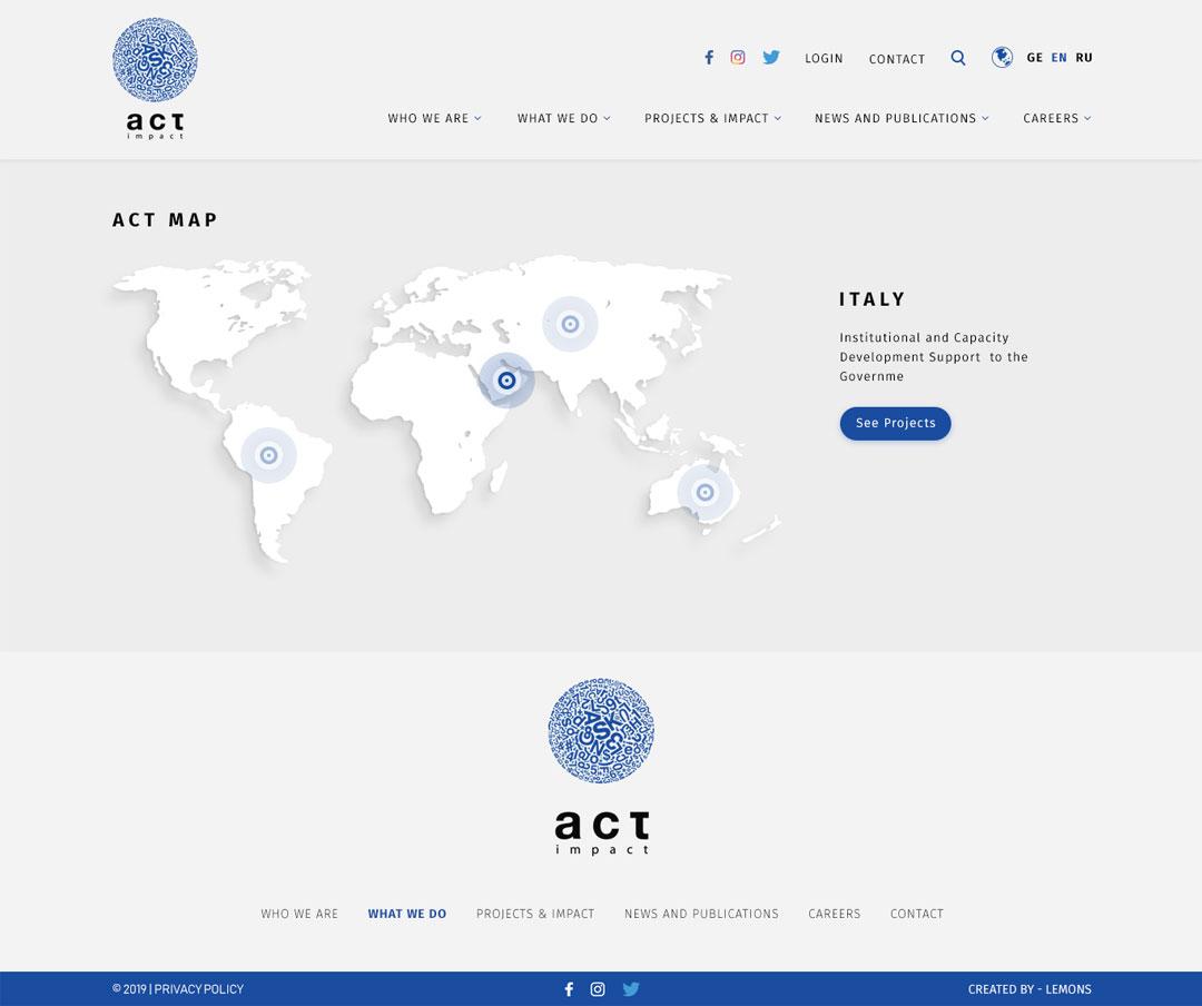 ACT Impact
