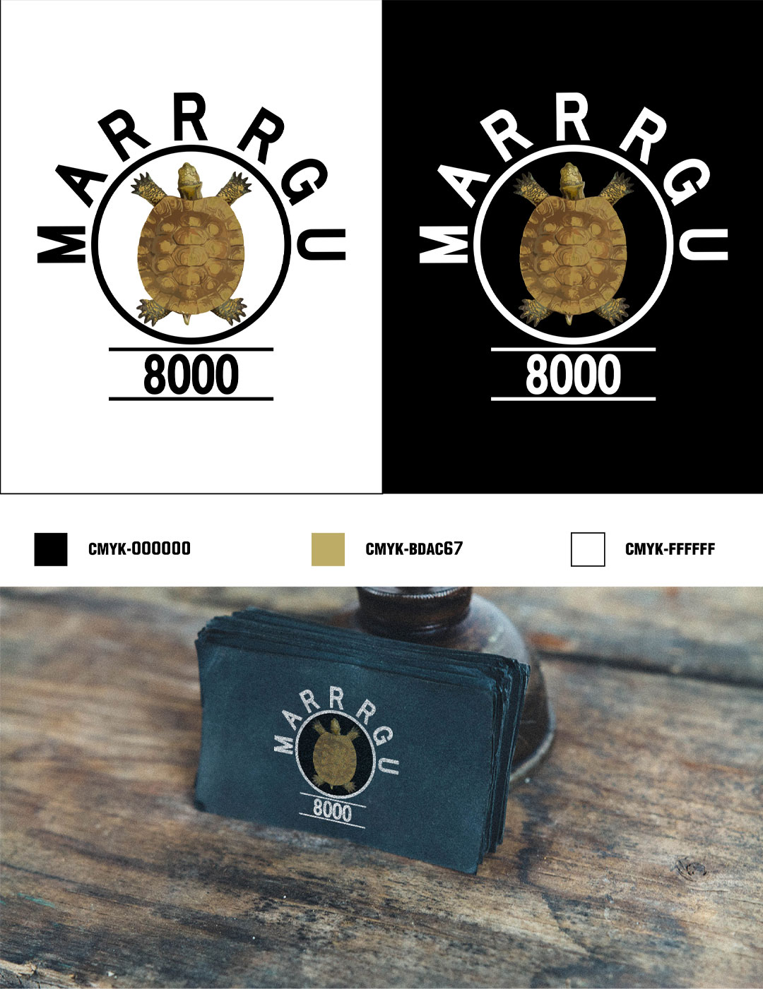 MARRRGU 8000